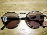 Foster Grant Gun Metal Reading Sunglasses +2.75 Glasses