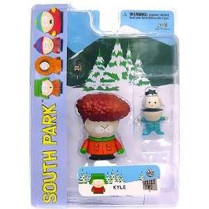 Mezco Toyz South Park Series 2 Action Figure Kyle with