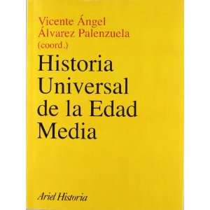 Historia universal de la Edad Media (9788434434875