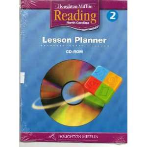 Reading Lesson Planner 2 (9780618665716): Houghton Mifflin: Books