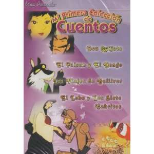 Primera Coleccion de Cuentos Don Quijote Cartoon, Multi Movies & TV