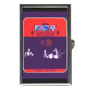 CREAM ERIC CLAPTON COOL POSTER Coin, Mint or Pill Box