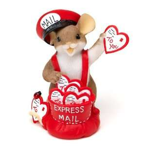 Enesco Charming Tails Expressing My Love Figurine
