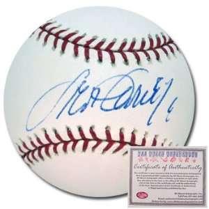Steve Garvey Los Angeles Dodgers Hand Signed Rawlings MLB