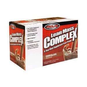 Pro Lab  Lean Mass Complex  20pk  chocolate Health