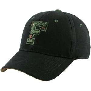 Top of the World Florida Gators Black Gunner One Fit Hat