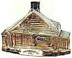 Up for auction we have a vintage collectable Jim Beam PONDEROSA RANCH
