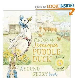Tale of Jemima Puddle Duck (Peter Rabbit Sound Storybook