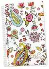 NEW 2012 Calendar Year Daily Fashion Day Planner Organizer Agenda Book