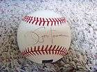 JOE PEPITONE Signed & Hologram Authenticated MLB Baseball  Guaranteed