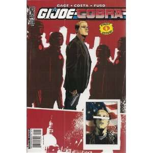 GI Joe Cobra Number 1 Cover B Comic Mike Costa Books