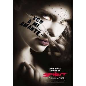 27x40 Scarlett Johansson Samuel L. Jackson Eva Mendes