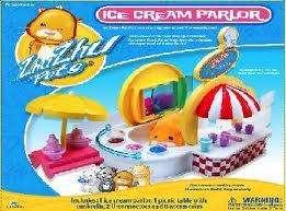 Zhu Zhu Pets Ice Cream Parlor **NEW**