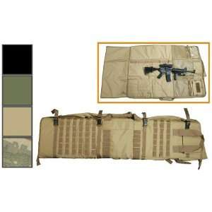 Exclusive By NcSTAR NcStar Rifle Case With Shooting Mat Digital Camo
