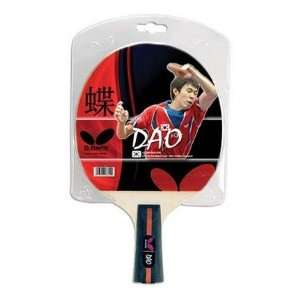 Butterfly Penhold Dao Table Tennis Paddle Sports