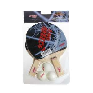 (Penhold) Recreational Table Tennis Racket Set