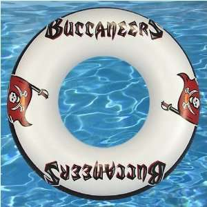 Tampa Bay Buccaneers Inner Tube Pool Float Sports & Outdoors
