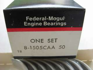 48 53 Ford 239 V8 Flathead Connecting Rod Bearings 050