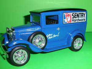 1931 Ford Model A Panel Truck 1992 SENTRY HARDWARE #1