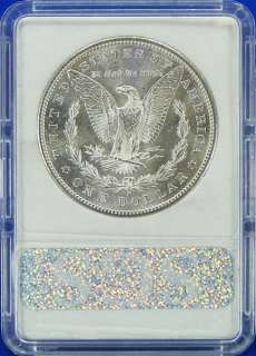 1880 S GEM UNCIRCULATED HIGH GRADE MORGAN SILVER DOLLAR