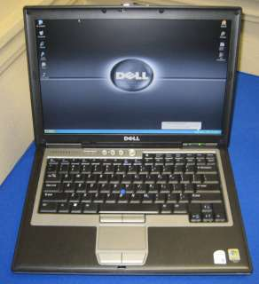 Dell Latitude D620 Core Duo/4GB RAM/500GB HDD CDRW DVD 890552699575