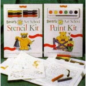 (Bears Art School Packs) (9781899607259) Andy Cooke Books