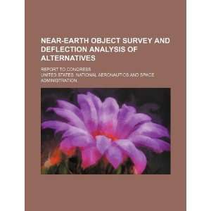 Near Earth object survey and deflection analysis of