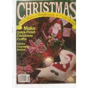 Christmas Year Round Needlework & Craft Ideas, November