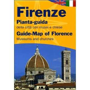 Florence (City Guide Maps of Italy) (9788809021129): Books