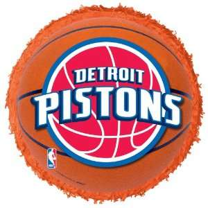 Lets Party By YA OTTA PINATA Detroit Pistons Basketball