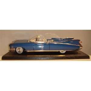 Special Edition 1959 Blue Cadillac Eldorado Biarritz 1:18