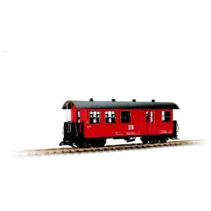 LGB G Scale German State Railroad Combine #902 304: Toys