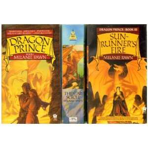 Runners Fire (The Dragon Prince Trilogy, 1,2,3) Melanie Rawn Books