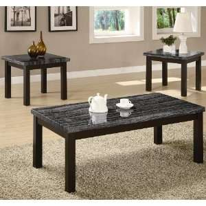 Occasional 3 Pc Coffee/End Table Set by Coaster: Home