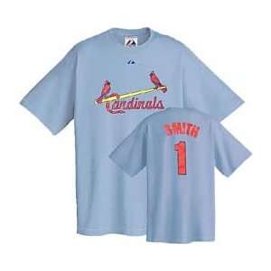 St Louis Cardinals Ozzie Smith Name and Number T Shirt