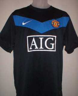 NIKE 3XL XXXL Man Utd Football Soccer Shirt Jersey Uniform