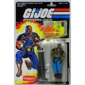 Road Block GI Joe Action Figure by Funskool Everything