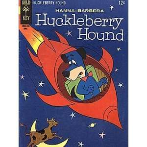 Huckleberry Hound (1962 series) #33 Gold Key Books
