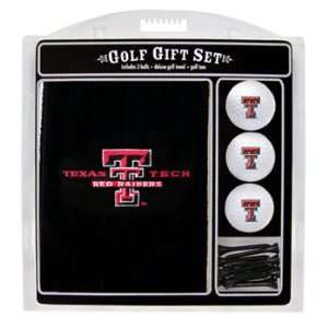 Texas Tech Red Raiders College NCAA Golf Embroidered Gift