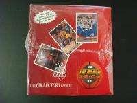 Upper Deck High Series NBA Basketball 1992 93 contains 20 jumbo packs