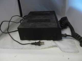 40 Channel CB Radio Realistic Navaho TRC 434 Base Station Mobil TRC434