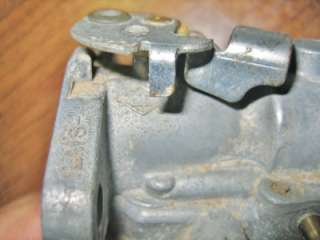 and Stratton Walbro Vertical Shaft Small Engine Carburetor LMS 25 5643
