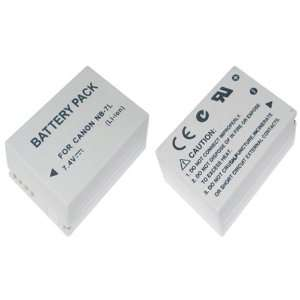 GSI Super Quality Replacement Battery For Select CANON