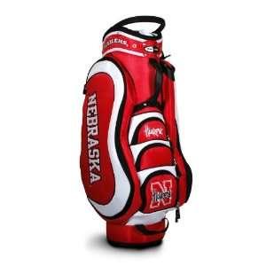 Nebraska Cornhuskers Medalist Golf Cart Bag by Team Golf