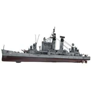 500 USS Chicago Guided Missile Cruiser (Plastic Models): Toys & Games