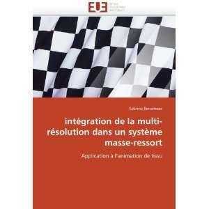 de tissu (French Edition) (9786131536663): Sabrina Benameur: Books