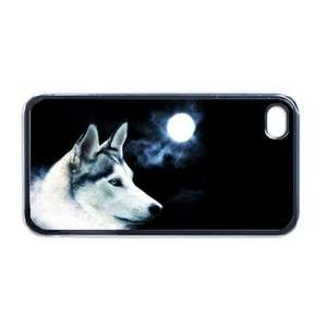 Siberian Husky Dog Puppy Puppies #6 Apple iPhone 4 Case Cover