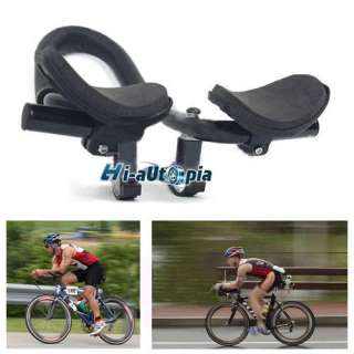 Road Mountain Bike Bicycle Relaxation Handlebar Black