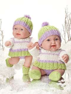Knitting Patterns For Baby Dolls Clothes Old Style : Vintage Knitting PATTERN to make Knitted Baby Toddler Sweater Smocking. NOT a...
