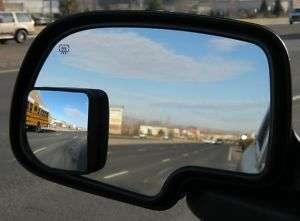 BLIND SPOT MIRRORS TRUCKs SUVs RVs Van/Bus 3x 3 013964372861
